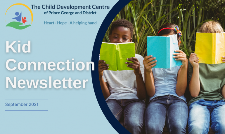 2021 CDC Kid Connection Newsletter